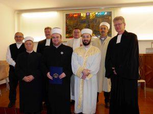 Imame und Pfarrer