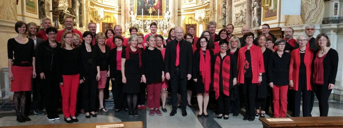 Gospelchor in Rom